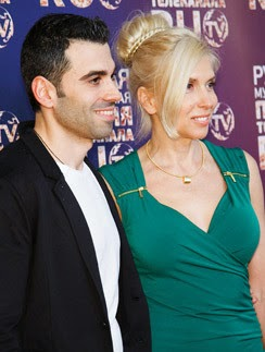 Alain Sviridov is getting married for the third time