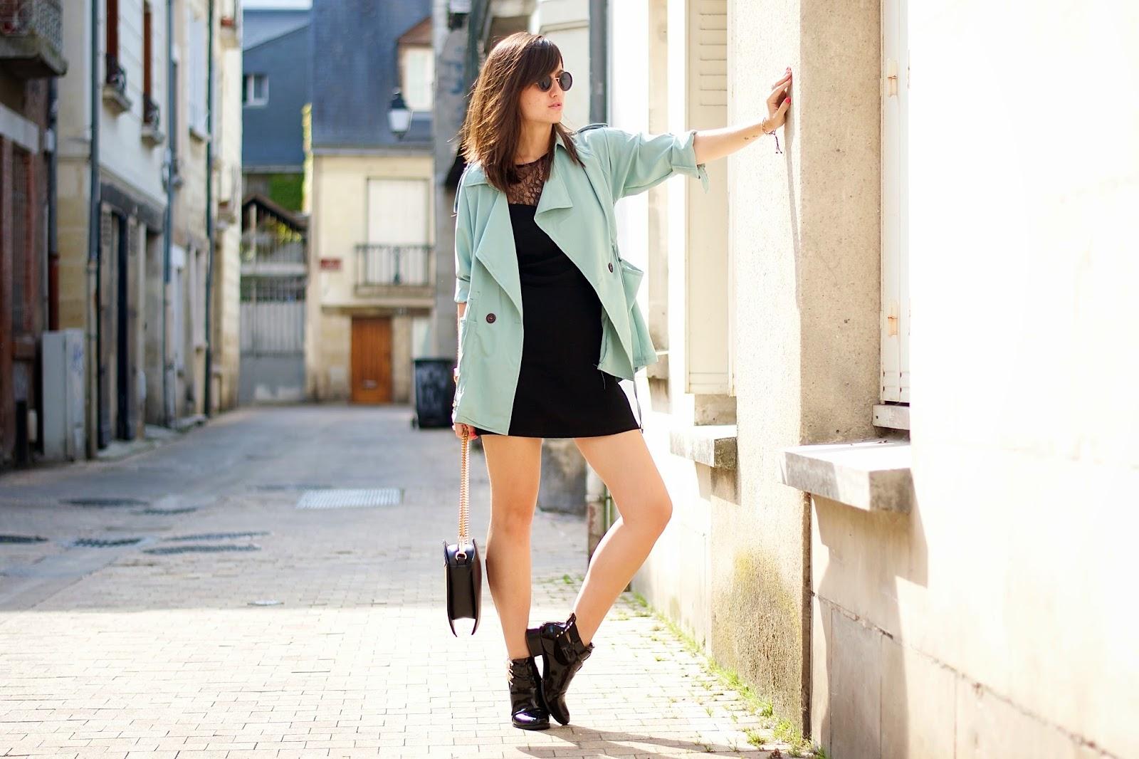 Paris Fashion blogger