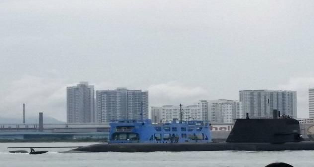 Ya Allah ! Punca SEBENAR Kapal Selam Lengkap Berpeluru Berpandu timbul Di P.PINANG