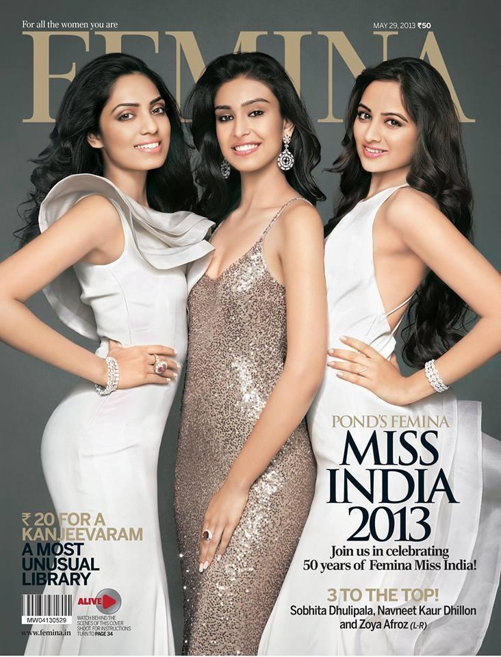 Navneet Kaur Magzine Photoshoot Image