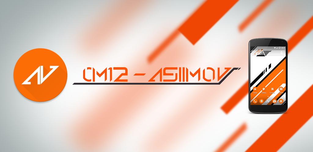 THEME][CM13][CM12] Asiimov - Orange Color Light Theme