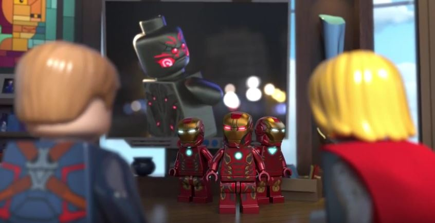 Watch Lego Marvel Superheroes 2013 WEBRip X264
