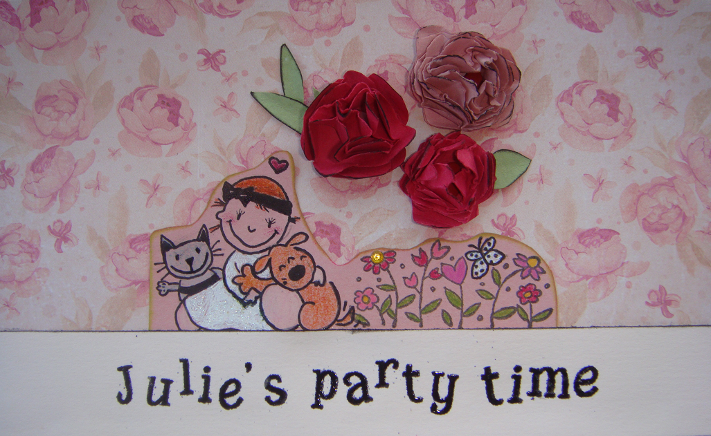Julie's party time