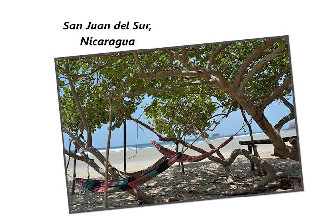 San Juan del Sur au Nicaragua