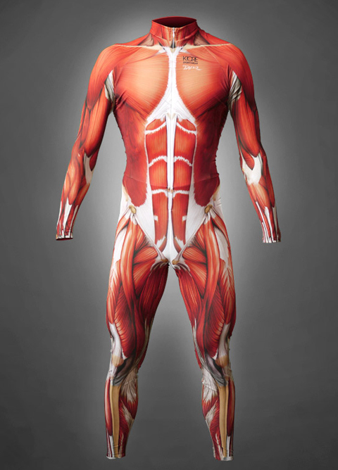 Muscle Skin Suits