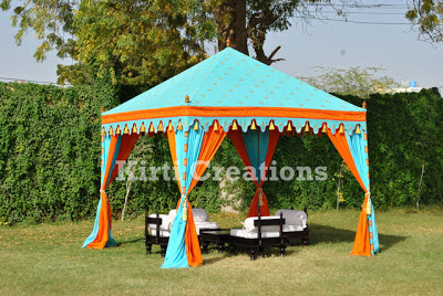 Luxurious Party Tent