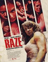 Raze (2013) online y gratis