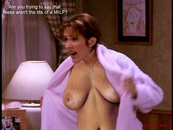 Patricia Heaton As Debra Barone Nude