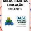 Aulas Remotas Infantil de Educação Física