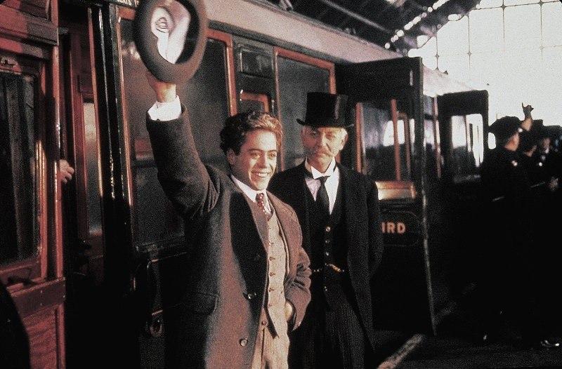 Chaplin 1992 Filme 1080p BDRip Bluray FullHD completo Torrent