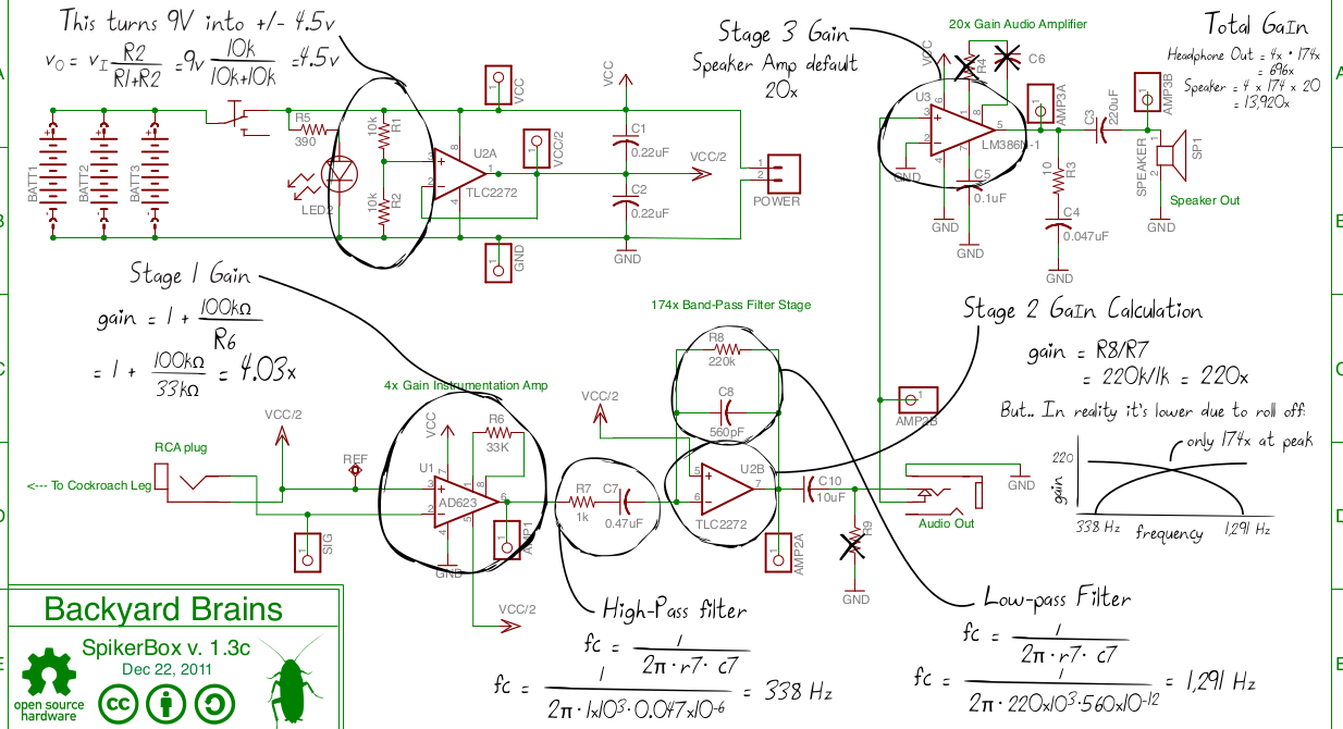 Understanding Low Pass High Filters Audio Filter Circuit Like In This Schematics For Example