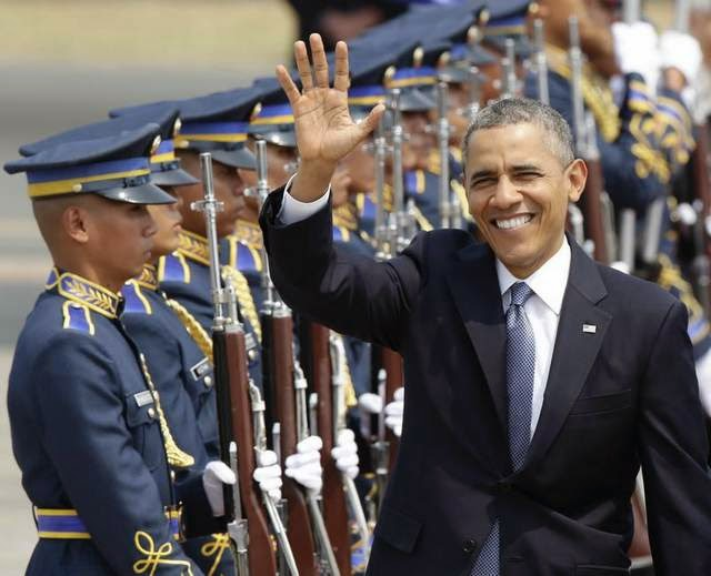 Military News - Obama touts Philippine defense pact amid China concerns