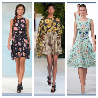 Fashion Week Spring 2014: Runway Trends III