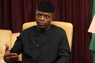 Jonathan shared N150bn two weeks to 2015 election – Osinbajo