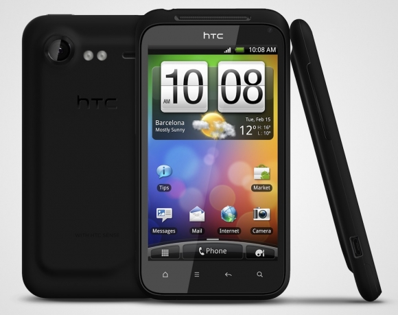 HTC Incredible S User Manual