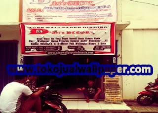 Jual Wallpaper Dinding Online Murah