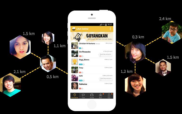 Download Aplikasi BeeTalk, Untuk Chatting 2