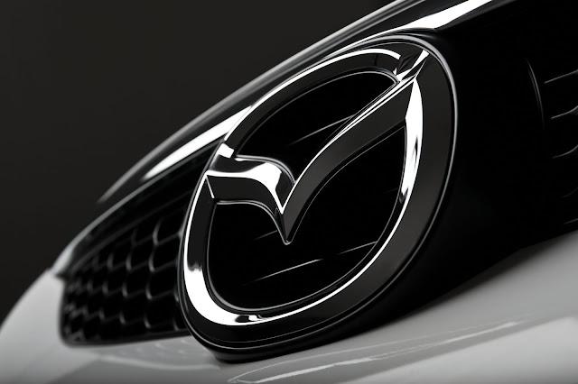 Mazda Logo Black