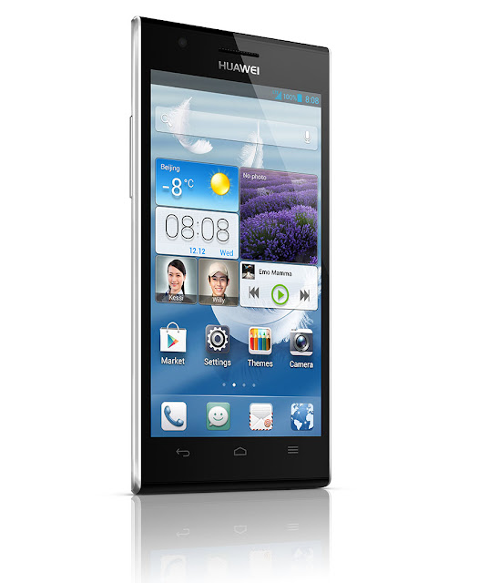 HUAWEI ASCEND P2 Android Smartphone New Mobile Phone Photos, Features Images and Pictures 12