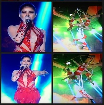 Anne Curtis 'Girl on Fire' It's Showtime Opening Number (July 20)