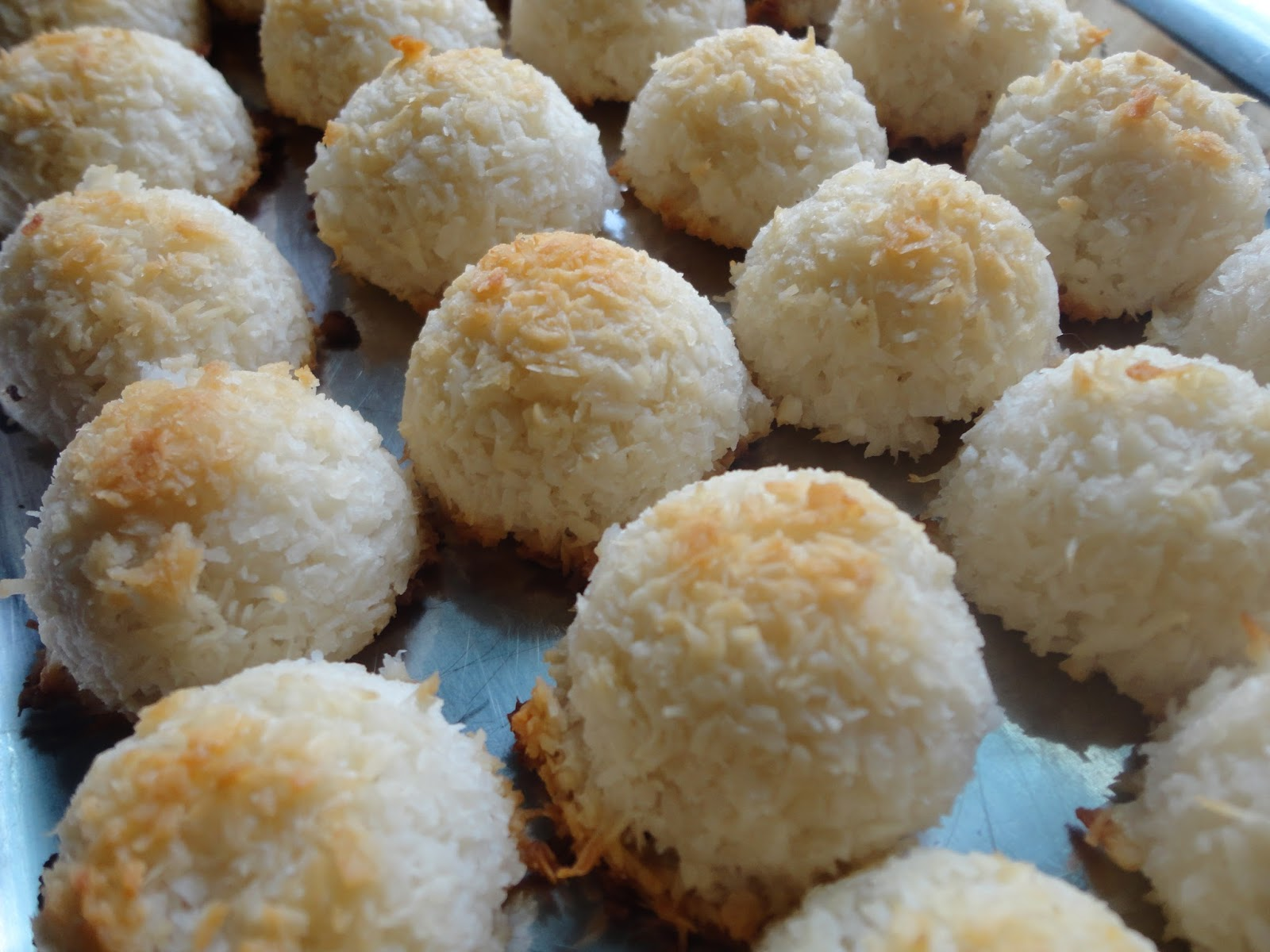 Coconut Macaroons Recipe — Dishmaps
