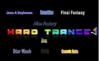Hard Trance zenék 90-es évek