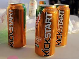 Mountain Dew breakfast-KICKSTART