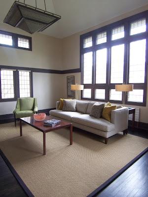 Desain Karpet Modern