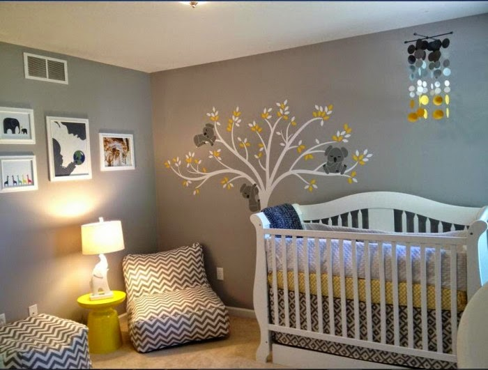 Claudia persi baby boy nursery ideas - Bedroom design for baby boy ...