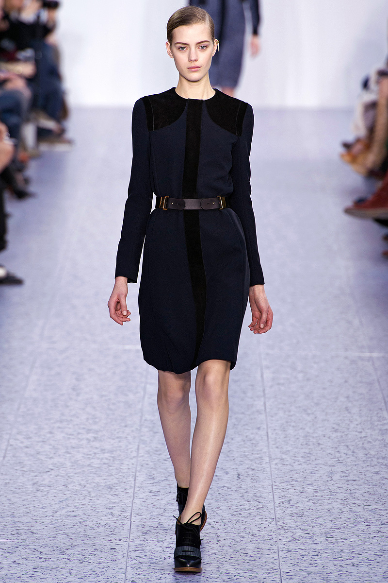 Chloe Dress - Fall 13