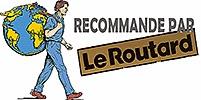 Recommandé par Le Routard depuis 2009