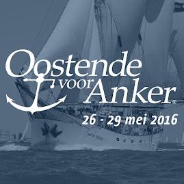 Oostende à l'ancre 2016
