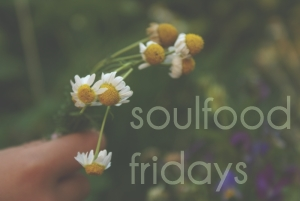 http://scrapsofstarlight.blogspot.co.uk/search/label/Soulfood%20Fridays