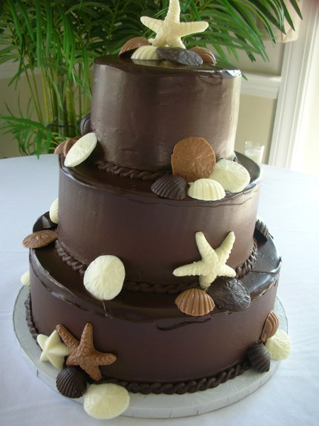 wedding cakes for a seaside wedding delicious cakes wedding cakes dallas and addison. Black Bedroom Furniture Sets. Home Design Ideas