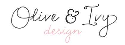 Olive &amp; Ivy Design