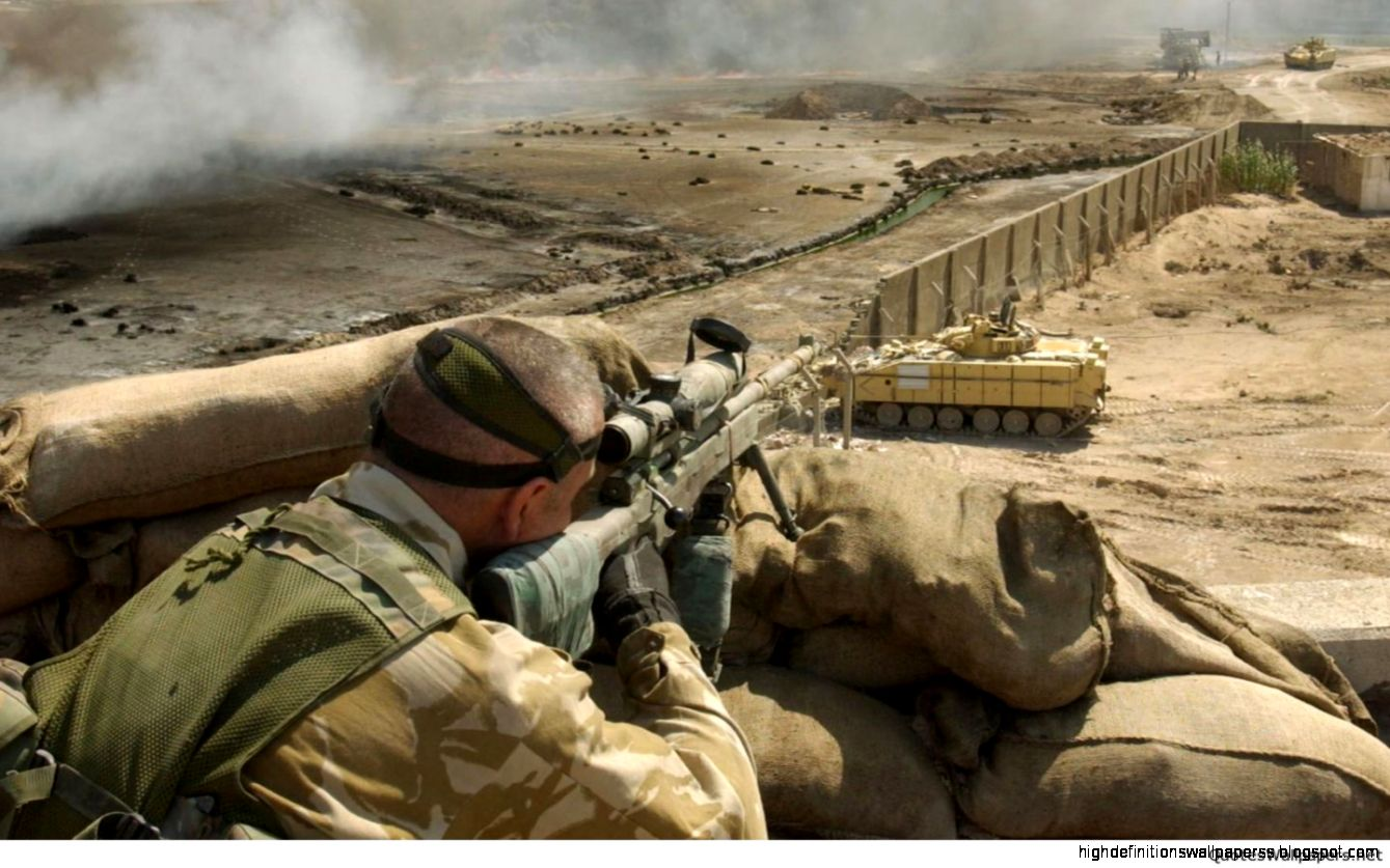 Military Us Army Patrol War Hd Wallpaper