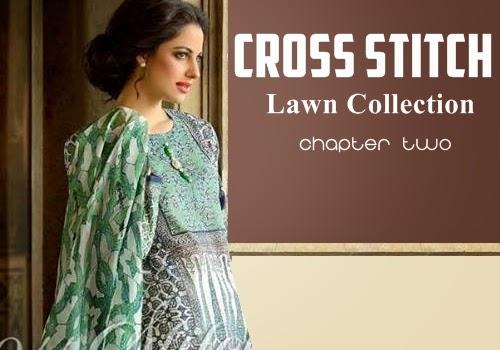 Cross Stitch Lawn 2014 Volume-2
