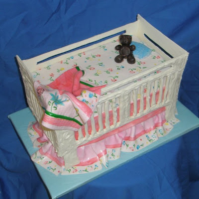 crib cakes