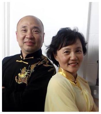 Faye y Tary Yip