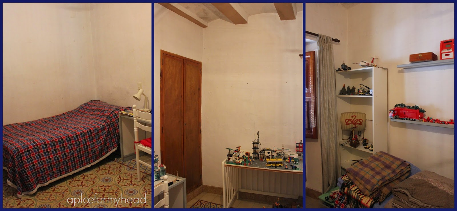 Antes y despu s de un dormitorio juvenil a place for my head - Decoracion de casas antes y despues ...