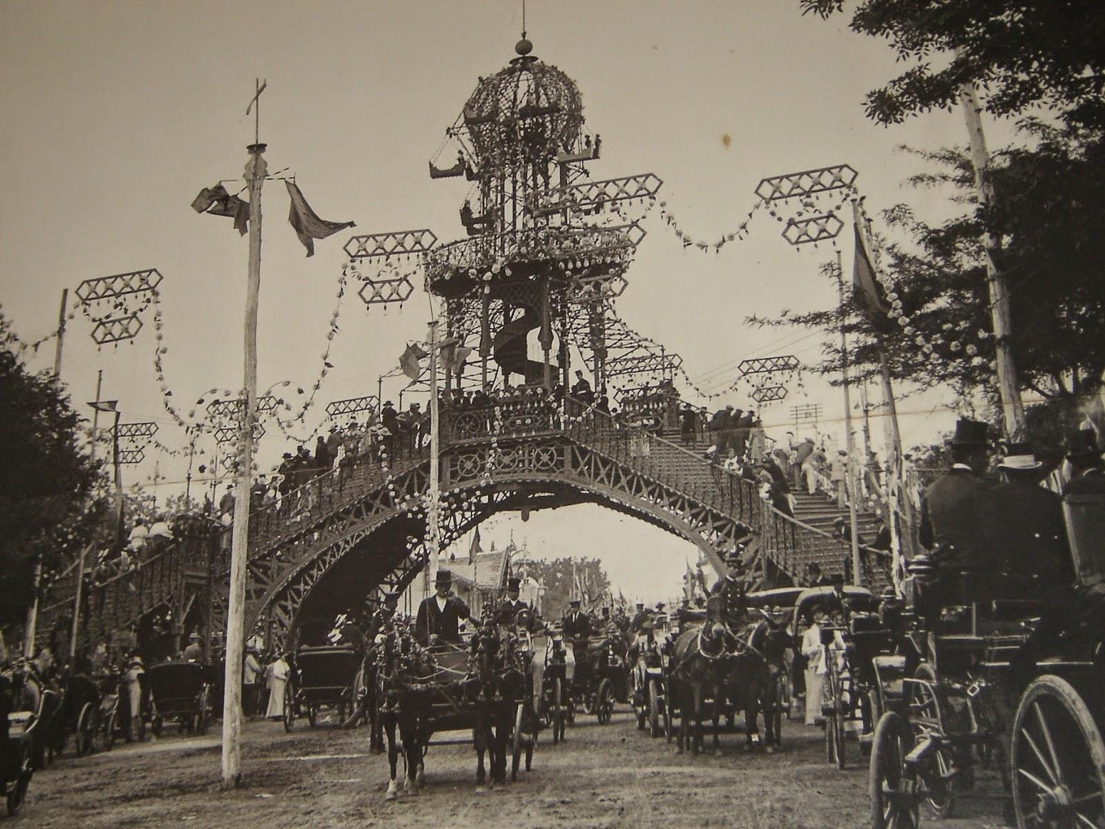 Feria de Abril, Sevilla 1929