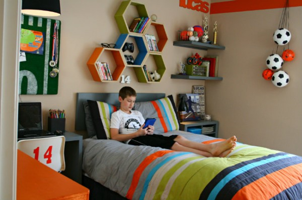 Boys Football Bedroom Ideas - Boys football bedroom ideas