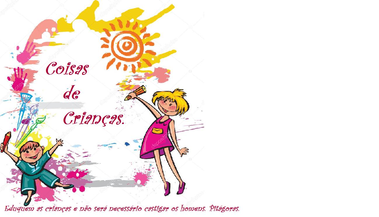 Coisas de criança! Um Blog de contação de histórias Infantis