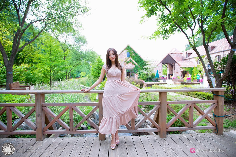 5 Outdoor Photo Shoot With Beautiful Min Je Yee - very cute asian girl-girlcute4u.blogspot.com