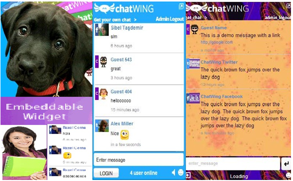 Chatwing: The Global Chat Accelerator for All Online Endeavours