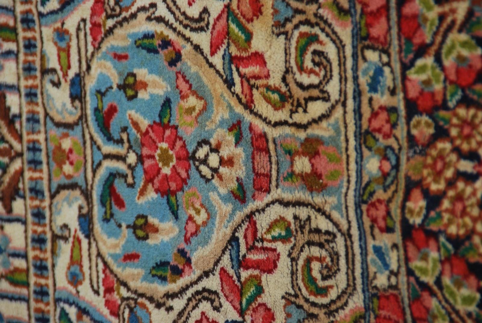 Atlantide ritrovata tappeto persiano keshan x - Valore tappeto persiano ...