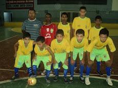 Canário Esporte Clube sub-14:  futsal 2012