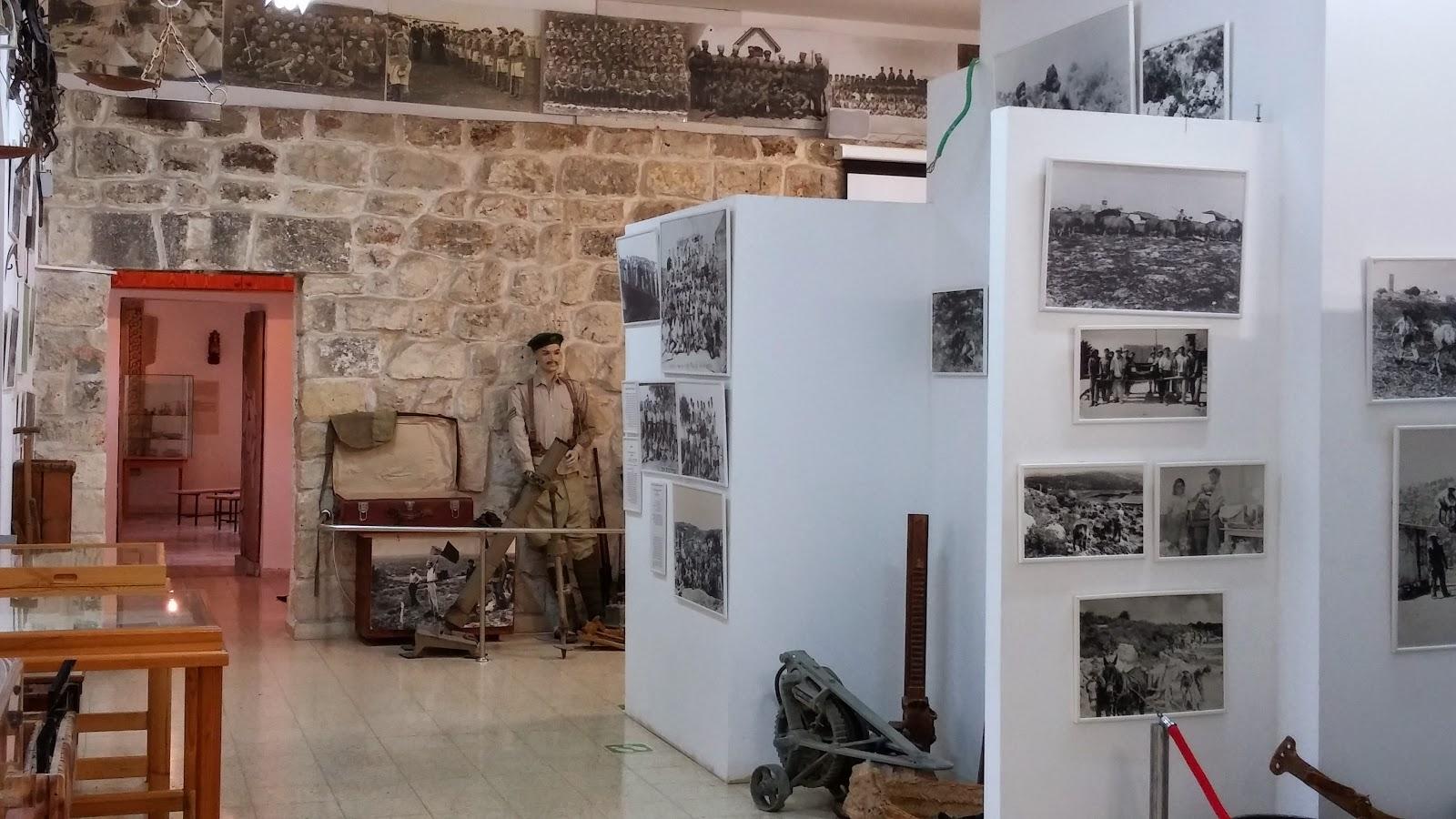 מוזיאון חומה ומגדל חניתה, גליל מערבי