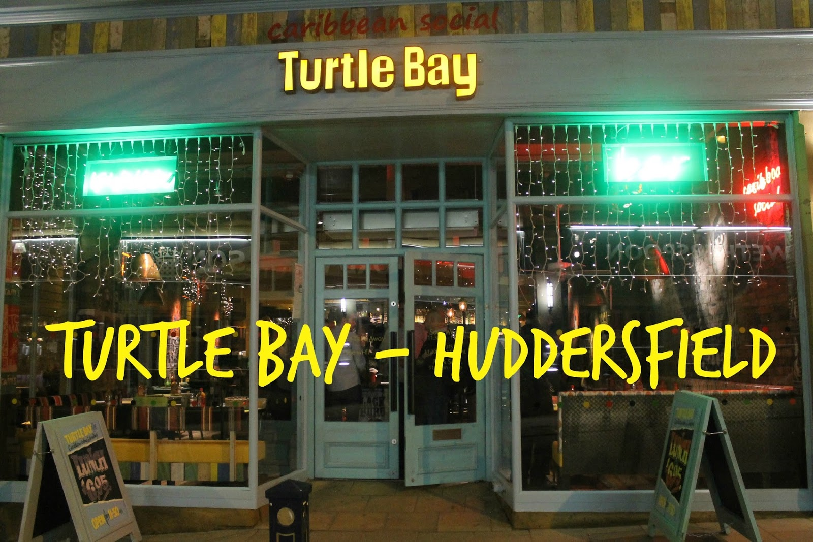 Adventures In Tea And Cake Turtle Bay Huddersfield