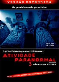 Atividade Paranormal 3 Dublado
